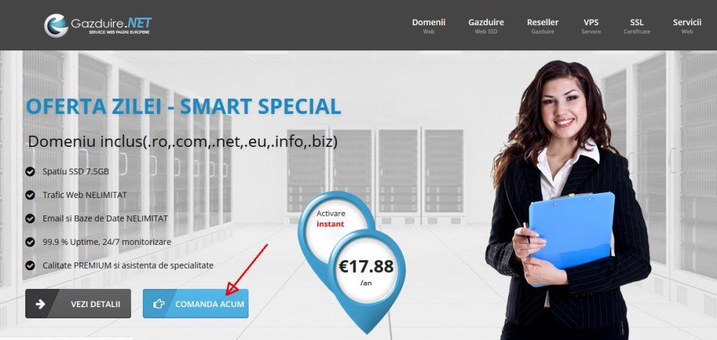 gazduire-smart special